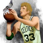 Entry # 6 for I need some Graphic Design to create an avatar for my Online ID: 'Larry Bird Droppings' by