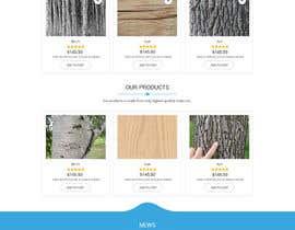Nro 4 kilpailuun Design a Chinese Website Mockup käyttäjältä syrwebdevelopmen