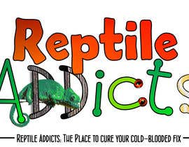 #1 para Design a T-Shirt for Reptile Addicts por RHarley