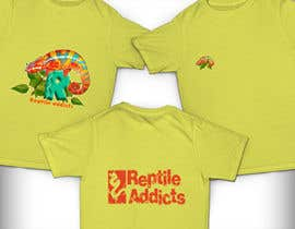 #27 untuk Design a T-Shirt for Reptile Addicts oleh msHasnaa