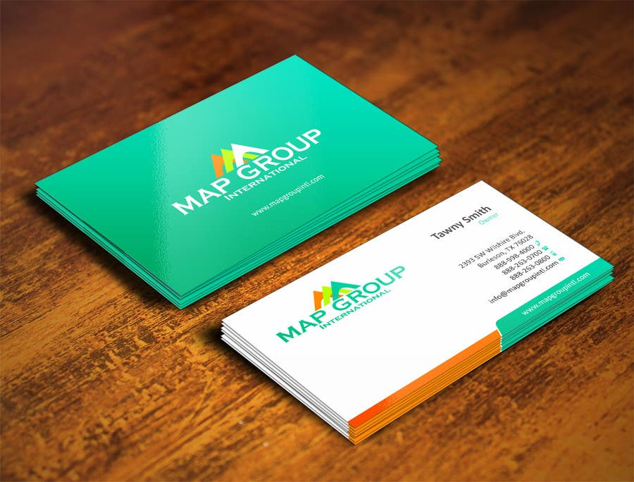 #14 for Design some Business Cards by ezesol