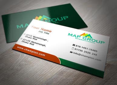 #44 for Design some Business Cards by regionmym