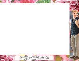Manueloliva tarafından Design a layout template (photobooth) - chris and lee lian için no 2