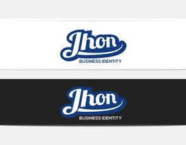 #63 for Design a Logo for jhon by erupt