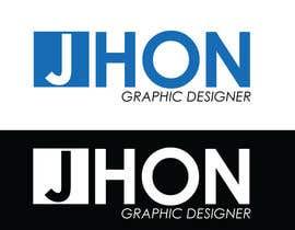 #70 para Design a Logo for jhon por Anastasiya666