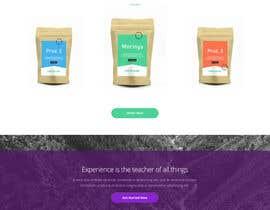 Nro 5 kilpailuun Design a WordPress Mockup for health site käyttäjältä Abdelrhman522