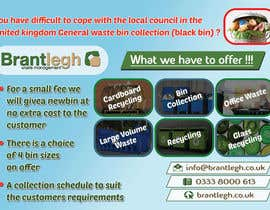 taggedneznam3 tarafından Design a Flyer for a waste collection company için no 28