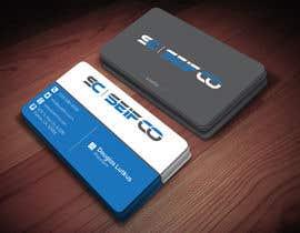 Nro 41 kilpailuun Design some Business Cards for construction comopany käyttäjältä raptor07