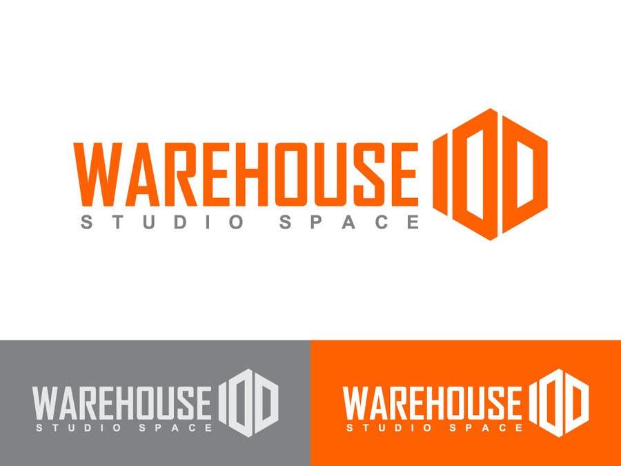 Proposition n°42 du concours Design a Logo for Warehouse 100 (Studio Space)