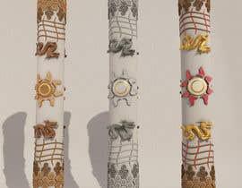 percy1994 tarafından Create a 3D Model of a Column for a Restaurant Design için no 9