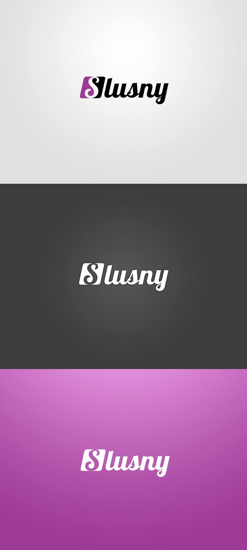Конкурсная заявка №808 для Logo Design for Slusny - yoyo store