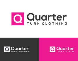 nº 24 pour Design a Logo for QuarterTurn Clothing par sagorak47