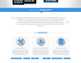 #13 cho Ontwerp een Website Mockup for repair site bởi vishakhvs