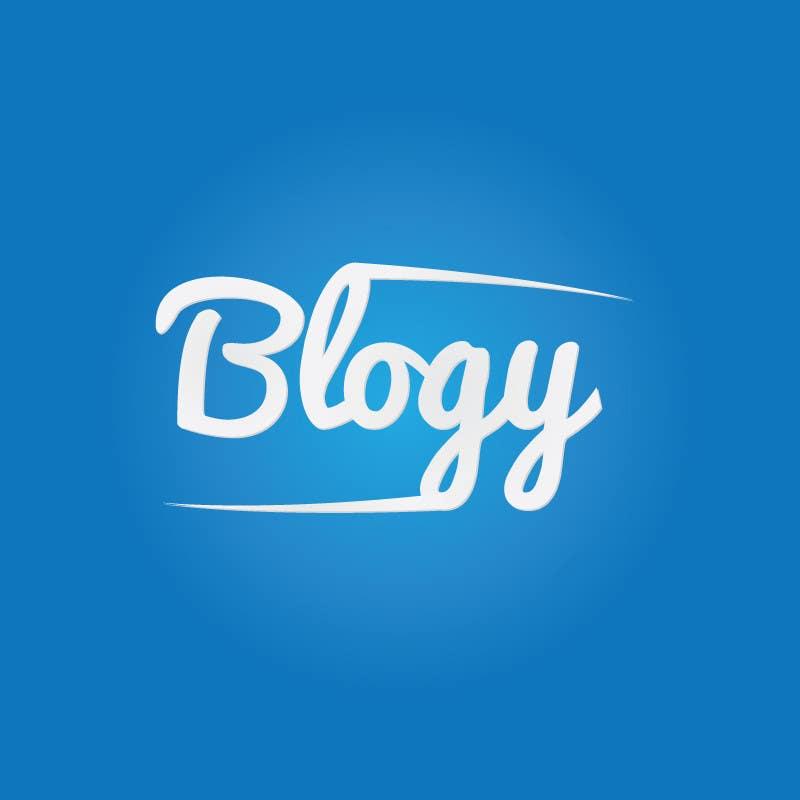 #20 for Blogy Logo Design by twodnamara