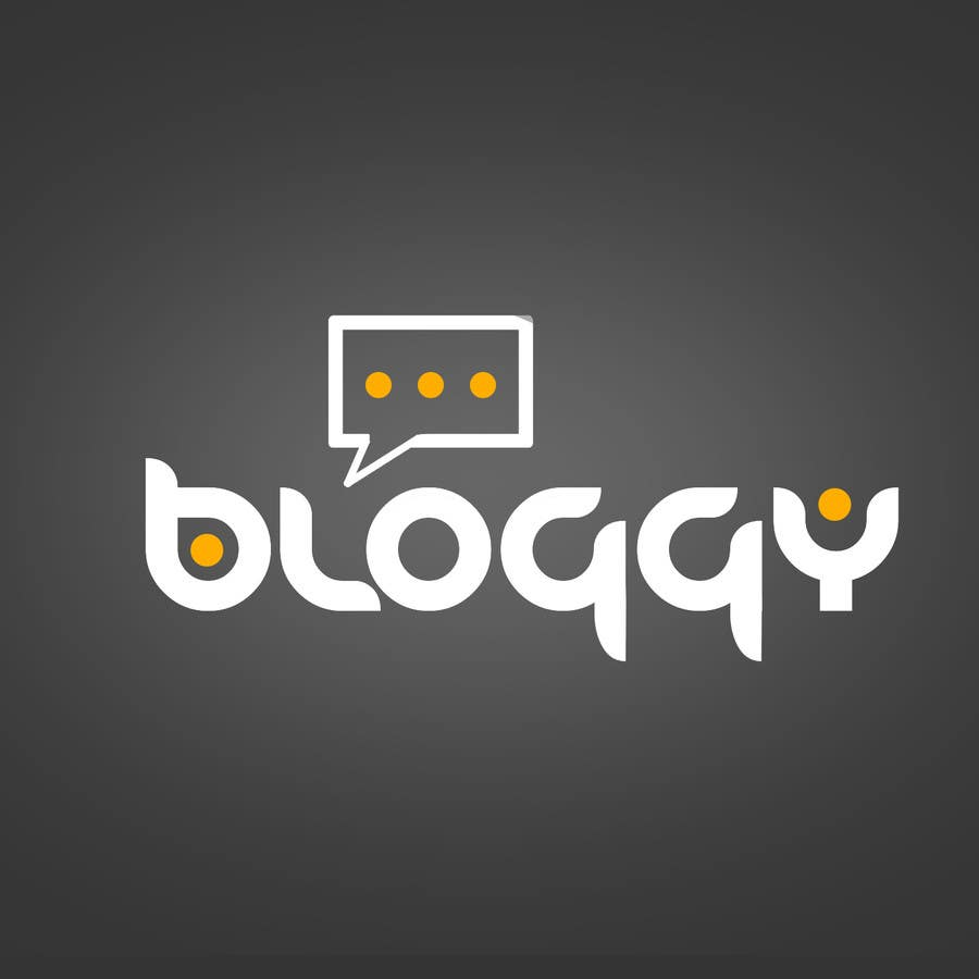 #21 for Blogy Logo Design by Endre045
