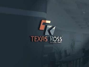 azaanmunir tarafından Texas Koss Wholesale Market Logo için no 14