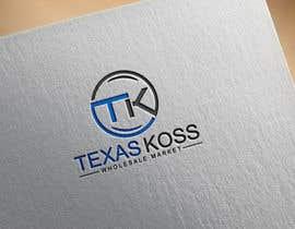 alidesigners tarafından Texas Koss Wholesale Market Logo için no 18