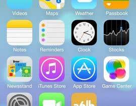 Nro 15 kilpailuun i want a Logo for my iphone app käyttäjältä fabriciarj