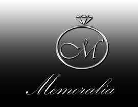Nro 4 kilpailuun Logo desing for Memoralia käyttäjältä mesele90