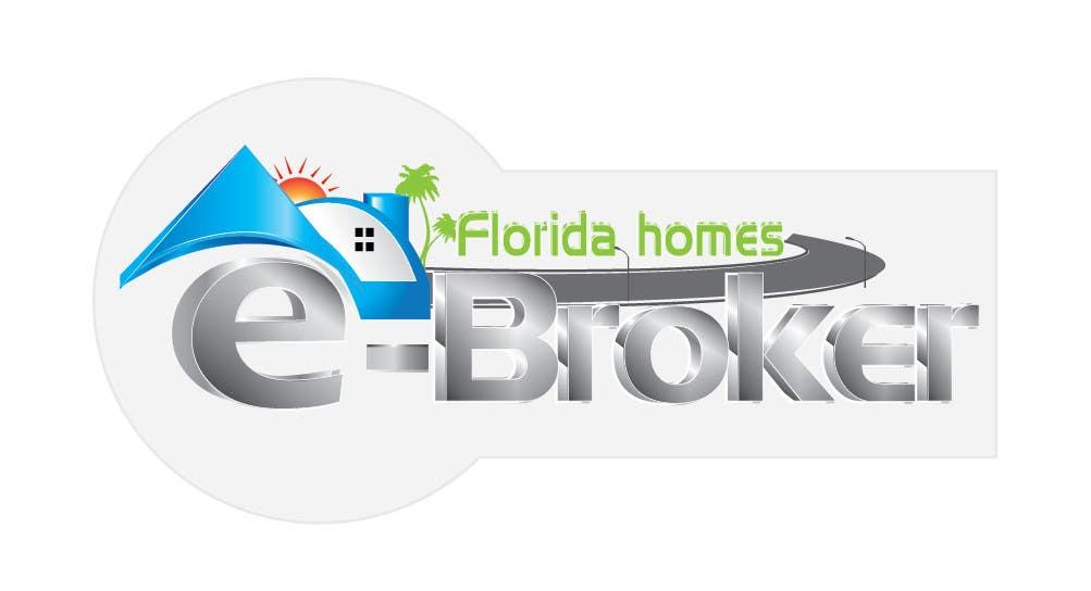 Конкурсная заявка №322 для Logo Design for e-Broker