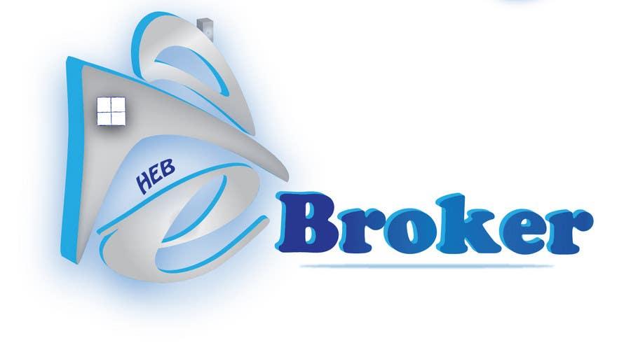 Конкурсная заявка №298 для Logo Design for e-Broker
