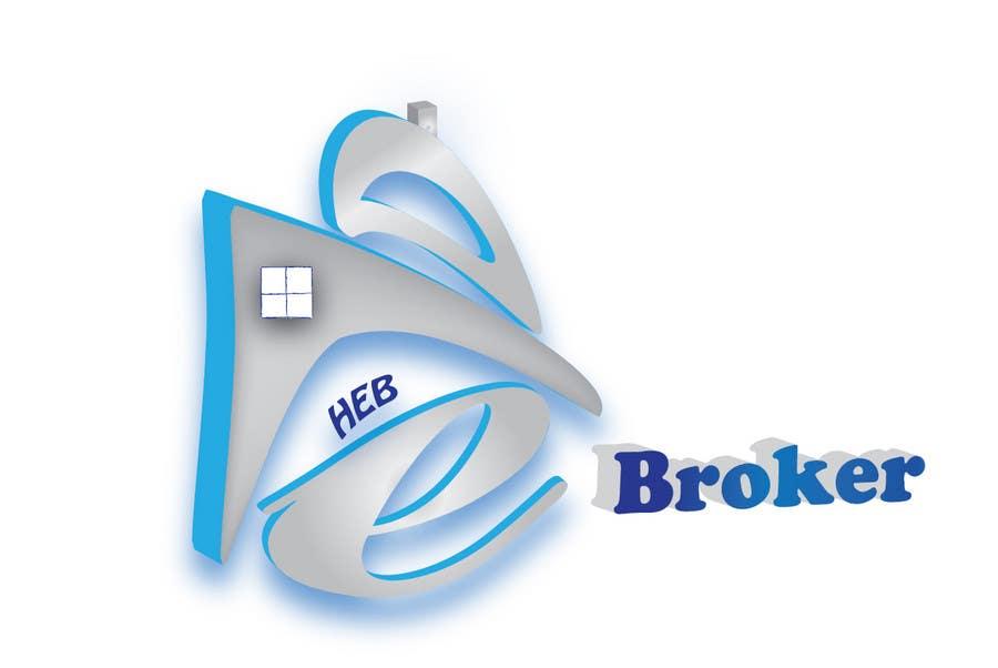 Penyertaan Peraduan #300 untuk Logo Design for e-Broker