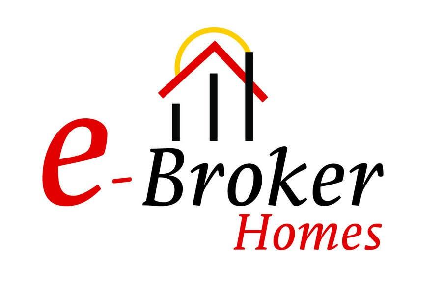 Конкурсная заявка №180 для Logo Design for e-Broker