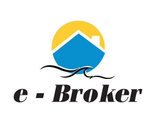 Penyertaan Peraduan #247 untuk Logo Design for e-Broker