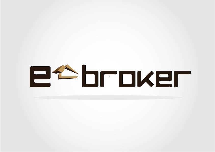 Конкурсная заявка №16 для Logo Design for e-Broker