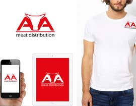 #150 for Design / concevoir Logo for Meat distribution Co. af mamunfaruk