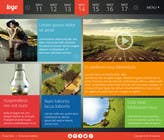 Contest Entry #39 for Design two simple pages for a website (PSD)