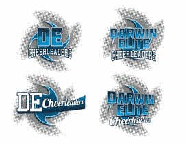 #31 para Design a Logo: Darwin Elite Cheerleaders por BeetleGraphics