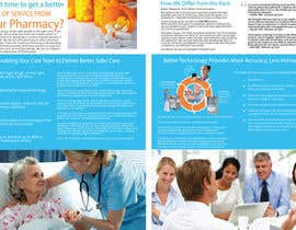 #11 for Design a Brochure for Pharmacy - Assets Supplied af moyerdesign