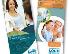 Nro 13 kilpailuun Design a Brochure for Pharmacy - Assets Supplied käyttäjältä manishrai22