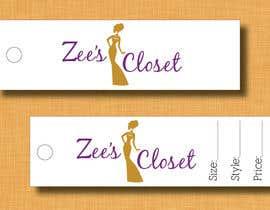 Nro 75 kilpailuun Design a Logo for Zee's Closet käyttäjältä barbaraleff