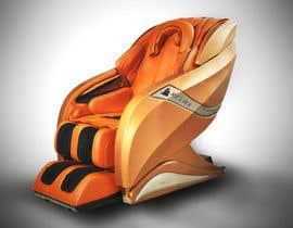 Nro 24 kilpailuun 3D Rendering of Massage Chair Model S5 käyttäjältä VfxRokib