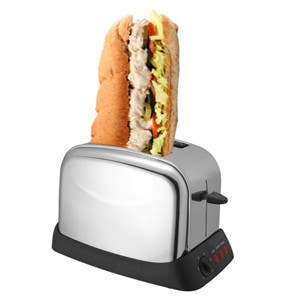 #21 for Design a sub stuffed into a toaster graphic by seguro