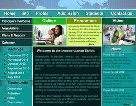 #13 for Design a Website Mockup by oliullah79