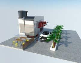 Nro 5 kilpailuun Do some 3D Modelling käyttäjältä zoranaelek