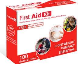Nro 5 kilpailuun First Aid Kit Print and Packaging Designs käyttäjältä Farzeel26