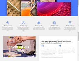 dacsa72 tarafından Design a Website Mockup for Tech Company için no 11