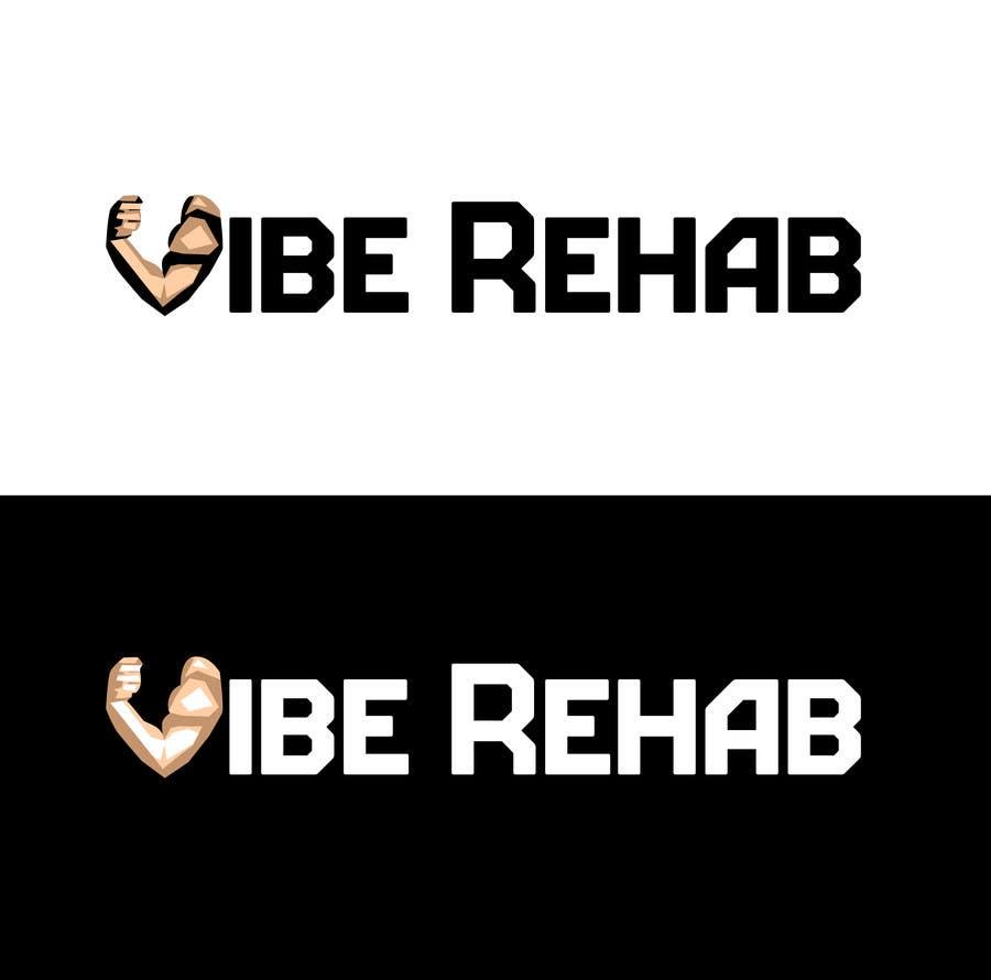 Kilpailutyö #12 kilpailussa Logo for website selling rehab equipment