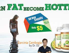 #37 for Design a Banner for A Diet Advertisment af shahriarlancer