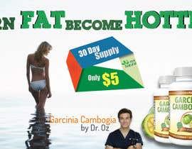 nº 37 pour Design a Banner for A Diet Advertisment par shahriarlancer