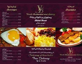 #4 cho Design a Brochure for Persian Restaurant bởi AdrianCuc