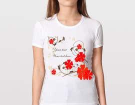 Nro 23 kilpailuun Design a T-Shirt käyttäjältä lailajulee