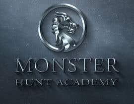 Nro 13 kilpailuun Design a crest for a fantasy medieval monster academy käyttäjältä islam1101