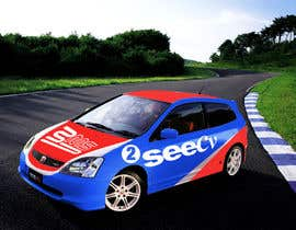 #10 untuk Illustrate Something for Rally Car Wrap oleh NicolasFragnito