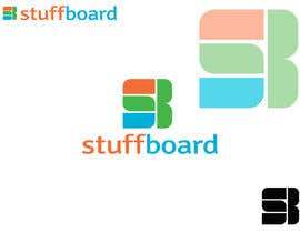 #20 untuk Design a logo and buttons for Stuffboard oleh tobyquijano