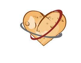 Nro 51 kilpailuun Design Logo a potato Heart planet logo käyttäjältä swapnashet